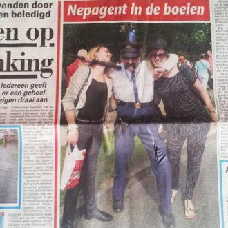 Arrestatie Sjef van Puffelen
