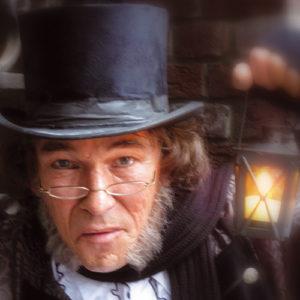 Ebenezer Scrooge - Leipe Leo entertainment - Eindhoven - Leo Thijssen