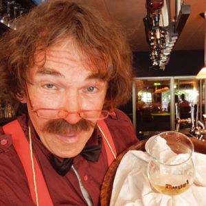 De dronken ober | Leipe Leo entertainment - Eindhoven
