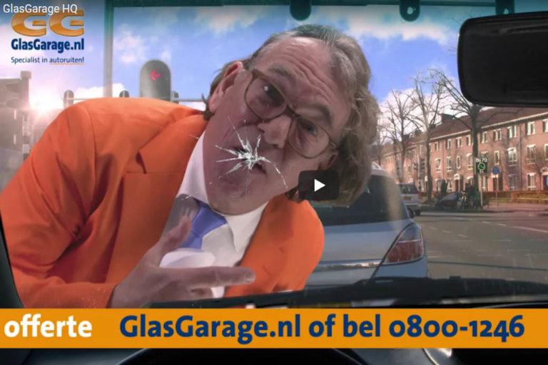 GlasGarage online commercial