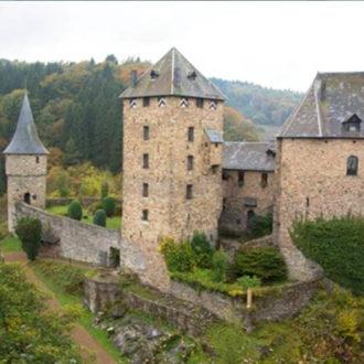 Middeleeuwse Dorpsgek in Ovifat