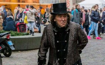 Ebenezer Scrooge in Dordrecht